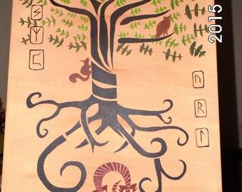 Yggdrasil: The Tree of Life