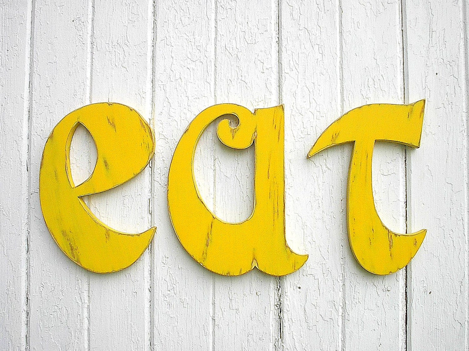 Fancy Hanging Letters Wall Decor Festooning - The Wall Art ...