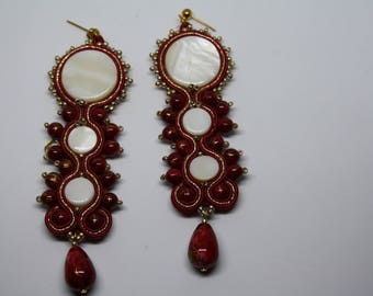 Chinese style earrings