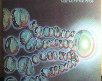 The Four Tops Meeting Of The Minds Vinyl Soul Record Album