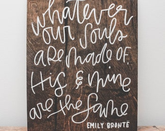 Wood Wedding Signs, Wood Signs, Custom Sign, Photo Prop, Reception Signs, Welcome Signs, Guestbook, Rustic Wedding | Wanderlove Press
