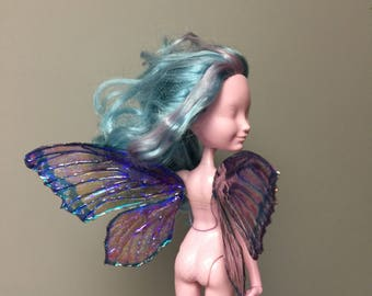 Faery wings dolls repaint Ever After high doll custom just for you!
