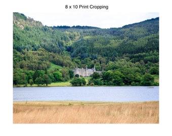 Loch Venachar Estate Scotland