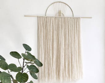 Medium oversized wall hanging