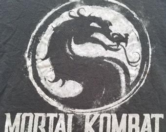 Mortal Kombat size M