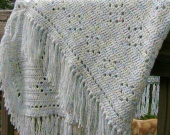 Twinkle Baby Afghan PDF Crochet Pattern
