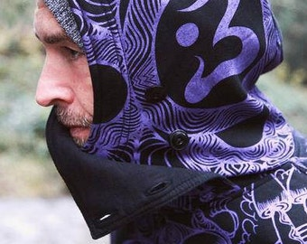 Ninja Hoodie by Buddhaful
