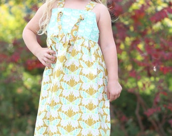 Instant Download: The Aprile Knot Dress and Top