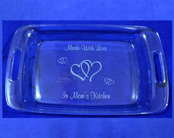 Gift For Mom ~ Engraved Pan ~ Personalized Gift For Mom ~ Engraved Gift ~ Gift For Step Mom ~ Birthday Gift For Mom ~ Teacher Gift ~ Grandma