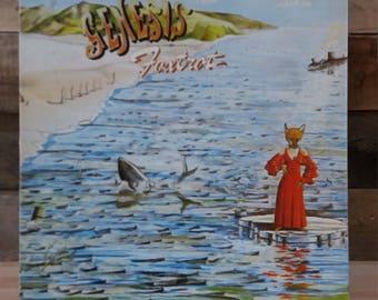 Genesis - Foxtrot vinyl LP