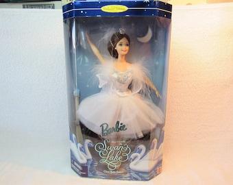 Vintage Barbie Swan Lake New in Box