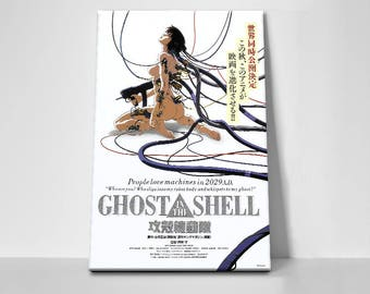 Ghost In The Shell Classic Cover Art