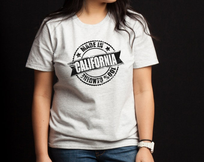 Made in State T-Shirt - Pick Your State - Shirts for the whole family