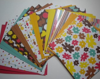 Adobe Collection 6x6 premium paper pack by American Crafts 24 Sheets