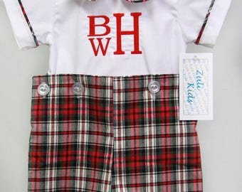 Twin Boys Christmas Christmas Longalls For Toddlers Baby Boy
