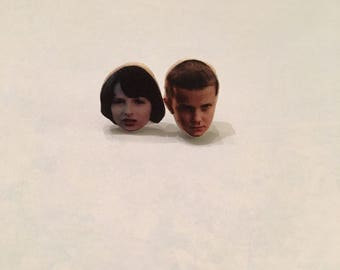 Stranger Things Stud Earrings