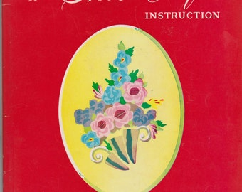 Vintage Book of Shell Craft Instruction - 1959