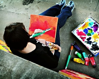Color Theory Online Workshop