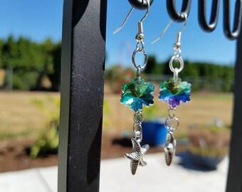 Tidepool Earrings