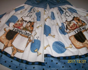 Dog Kitchen Towel Set
