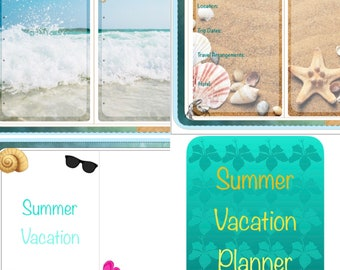 Summer Vacation Planner