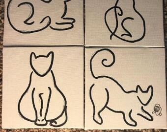 Cat Canvas