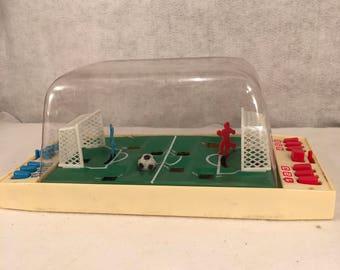 Vintage Soccer Game Toy