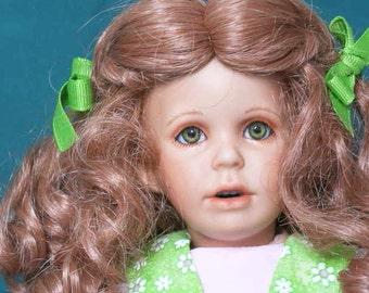 Petra-porcelain doll