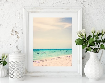 Coastal Wall Art Prints, Beach Decor Bedroom, Beach Wall Art for Bathroom, Beach Pictures, Beach Photography, Beach Decor, Beach Print