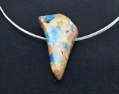 Blue Apatite pendant...