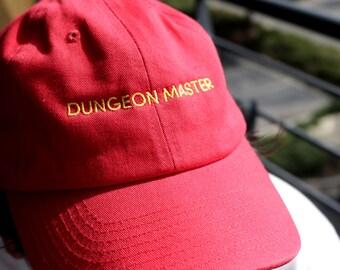 Dungeon Master Dad Cap