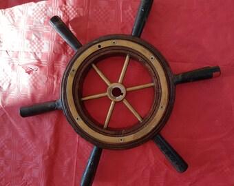 Vintage American Boat helm 1960-70s