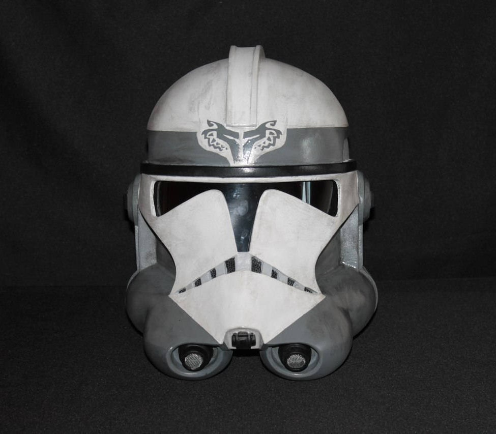 Star Wars Wolfsrudel Clone Trooper Phase II Helm