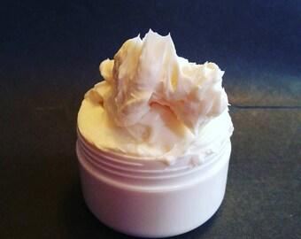 Organic Whipped Body Butter [Shea, Cocoa, Kokum, Mango, Avocado]