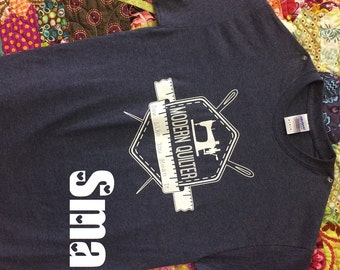 Modern Quilter T-Shirt (Size S)