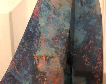 100% Silk Digitally Printed Scarf