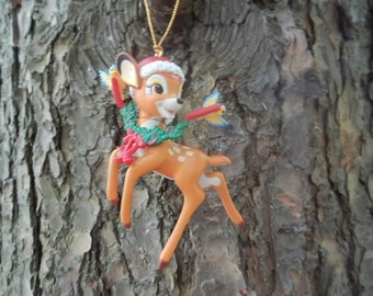 Bambi Disney Collectible Christmas Ornament