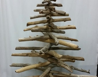 Driftwood Christmas Tree 5 ft Handcrafted by North Idaho Drift