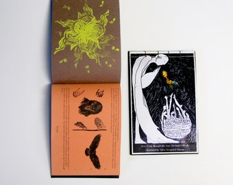 Folktale Book- How Crow Brought the Sun: An Inuit Folktale - handbound