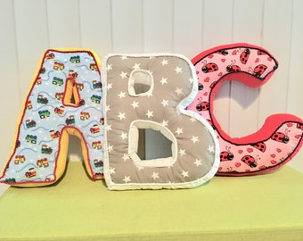 Children's Initial/Alphabet/Letter Cushions