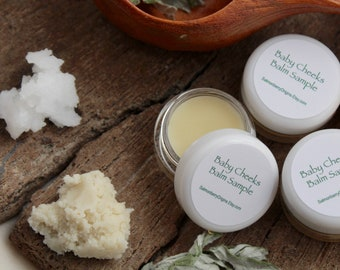 NEW - Baby cheek balm sample