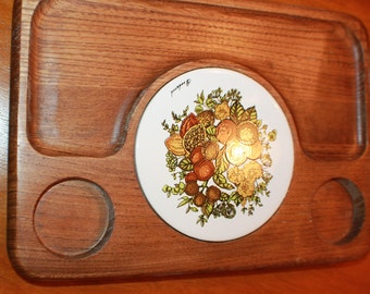 Goodwood Vintage Cheese Board used
