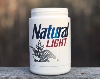 Natural Light Can Cooler