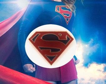 DC Comics CW's Supergirl Logo Pin