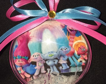 Troll ornament  made to order
