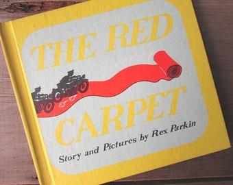 Children's Book The Red Carpet by Rex Parkin