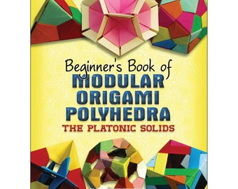 Beginner Modular Origami Pattern Book
