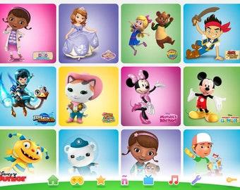 Disney Jr Mystery Box
