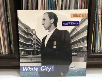 "Pete Townshend ""White City: A Novel"" vinyl record"