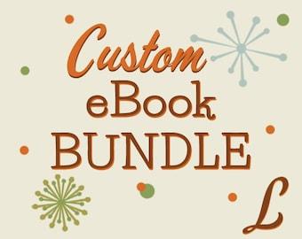 Custom eBook Design Bundle